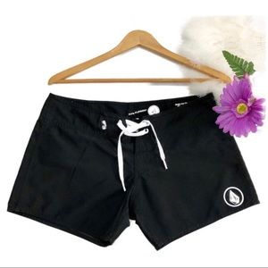 VOLCOM BOARDWALK SHORT SWIM SHORTS BLACK S